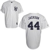 Reggie Jackson Cooperstown Replica Jersey