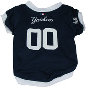 Yankees Navy Dog Jersey