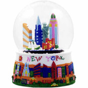 Children Skyline 45mm Snowglobe