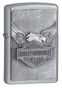 Harley Davidson Iron Eagle Street Chrome Zippo