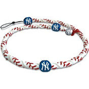 NY Yankees Frozen Rope Necklace by Gamewear