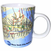 MTA Subway Map 20oz Mug