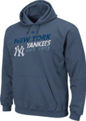 "Yankees ""Umpire Call"" Garment Washed Hooded Fleece"