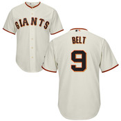 Brandon Belt SF Giants Replica Adult Home Jersey