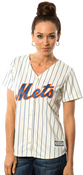 New York Mets Replica Ladies Home Jersey