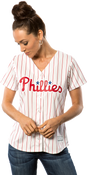 Philadelphia Phillies Replica Ladies Home Jersey