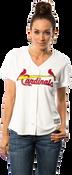 St.Louis Cardinals Replica Ladies Home Jersey