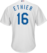 Andre Ethier LA Dodgers Replica Youth Home Jersey
