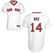 Jim Rice Jersey - Boston Red Sox Cooperstown Throwback Jersey