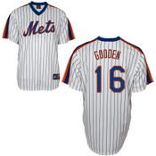 Dwight Gooden Jersey - New York Mets Cooperstown Throwback Jersey