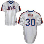 Nolan Ryan Jersey - New York Mets Cooperstown Throwback Jersey