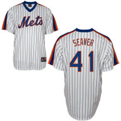 Tom Seaver Jersey - New York Mets Cooperstown Throwback Jersey
