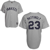 Don Mattingly Jersey - NY Yankees 1927 Cooperstown Replica Throwback Jersey
