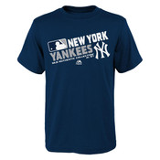 "Yankees Authentic Collection ""Team Choice"" Youth T-Shirt"