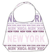 Robin-Ruth NY White-Purple Luxury Bag
