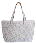 Robin-Ruth NY White Canvas Bag