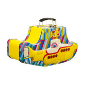 "The Beatles ""Yellow Submarine"" Emboss Tin Tote"