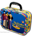"The Beatles ""Yellow Submarine"" Large Tin Tote"