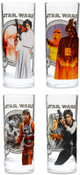 Star Wars 4pc 10 oz Glass Set