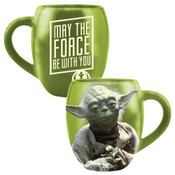 Star Wars Yoda 18oz Ceramic Mug