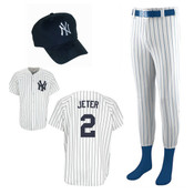 Derek Jeter Costume for kids