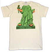 Statue of Liberty Costume Adult T-Shirt
