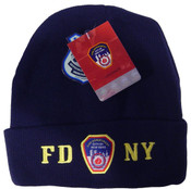 FDNY winter hat- beanie