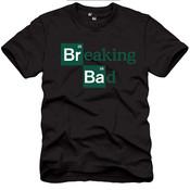 Breaking Bad Logo Adult T-Shirt
