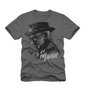 "Breaking Bad Heisenberg ""I Am The Danger"" Adult T-Shirt"