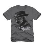 """Breaking Bad Heisenberg """"I Am The Danger"""" Adult T-Shirt"""