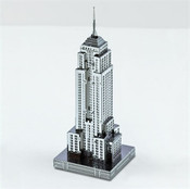 Empire State Building 3D Laser Cut Model