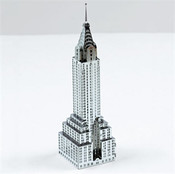 Chrysler Building 3D Laser Cut Model