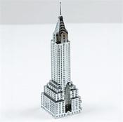 Chrysler Building 3D Laser Cut Model