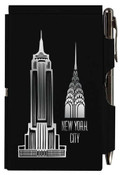 Empire State and Chrysler NYC Flipnotes