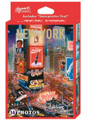 NY Artistic Landmarks 14 Images Playing Cards