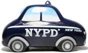 NYPD Police Car Bank