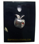 Big Apple Charm Pin