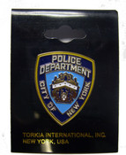 Official NYPD Shield Pin