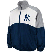 "Yankees ""Sports Night"" Lightweight Full-Zip Jacket"