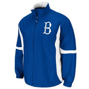 "Brooklyn Dodgers Cooperstown Full Zip ""Elevation"" Jacket"