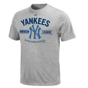 "Yankees ""Added Value"" Ash Youth T-shirt"