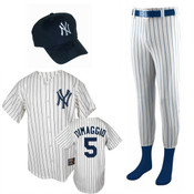 Joe Dimaggio Costume for Kids