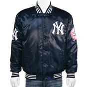 NY Yankees Satin Jacket