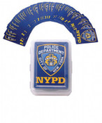 NYPD Playing cards