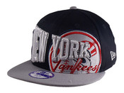 NY Yankees 9Fifty Youth Snapback Hat - Penant Logo