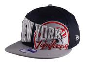 NY Yankees 9Fifty Youth Snapback Hat - Penant Logo