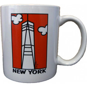 One World Trade Center 12 oz Mug