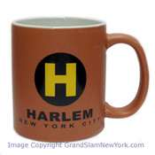 NYC Harlem Circle Matte 11oz Mug