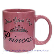 NYC Princess Pink 11oz Mug