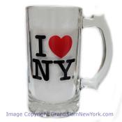 I Love NY Beer Tankard